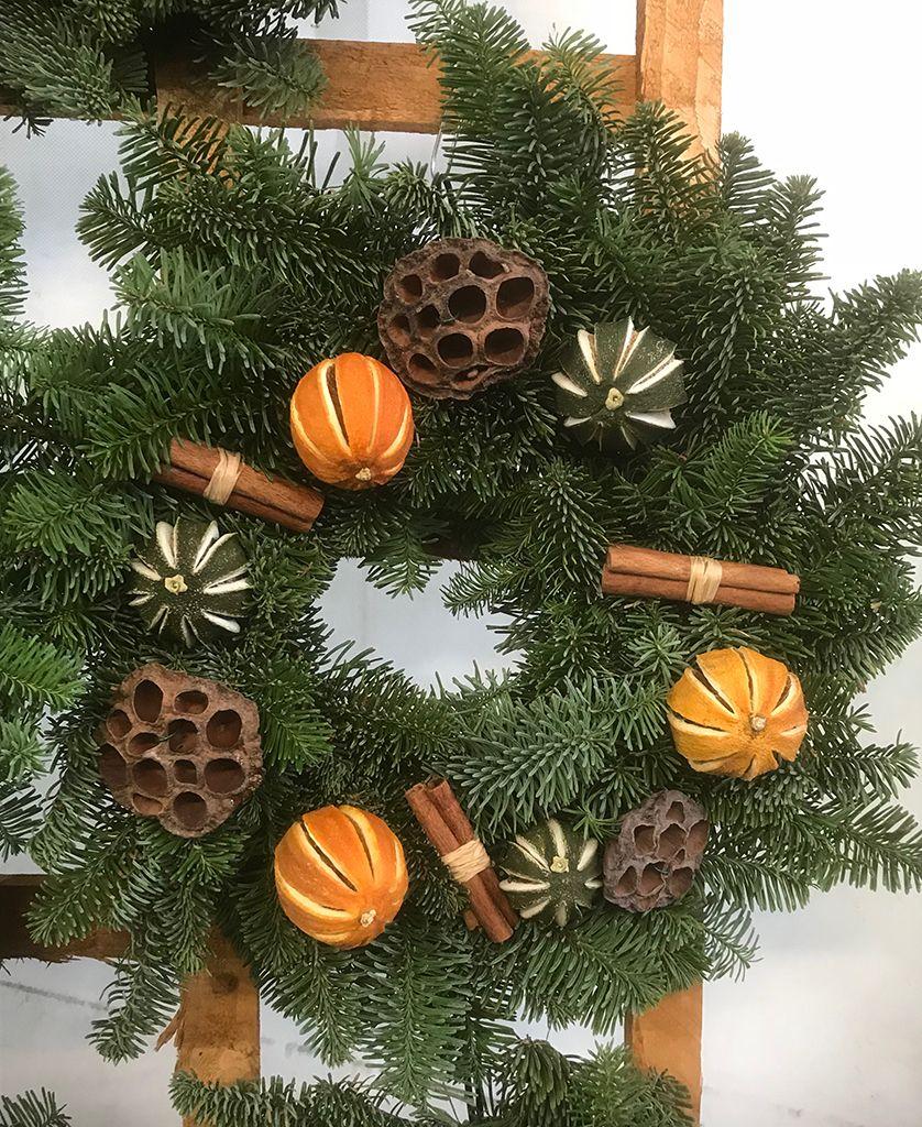 Christmas Trees Bristol: Festive Fruit